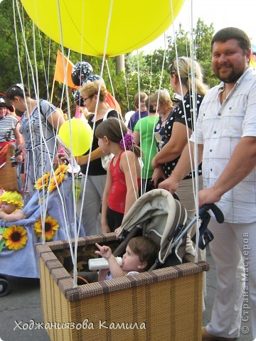 Парад колясок г. Днепрорудное 17/06/2011 фото 16
