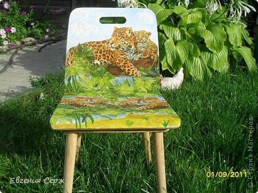 Этот стульчик был приобретен для младшего сына которому сейчас 25 лет  фото 1