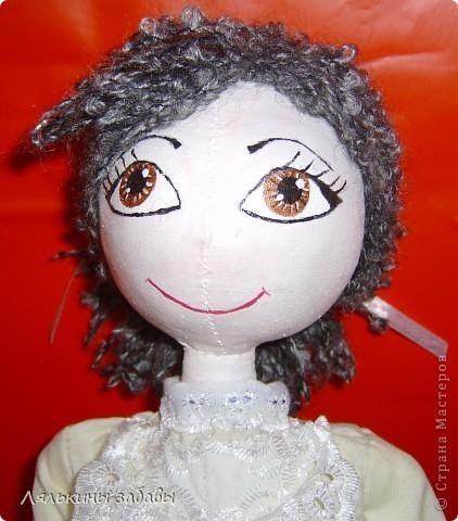"""Кукла в стиле """"бохо"""" фото 4"""