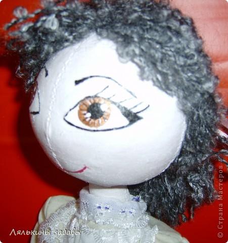 """Кукла в стиле """"бохо"""" фото 6"""