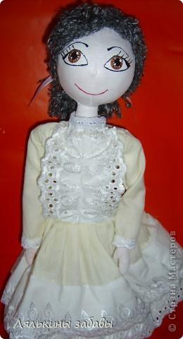 """Кукла в стиле """"бохо"""" фото 8"""