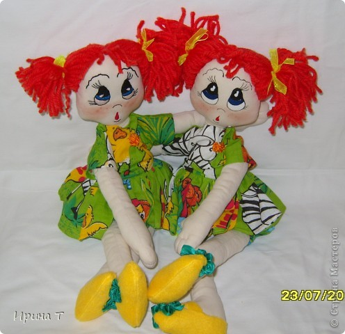 Очередная двойня-примитивочки!!! фото 4