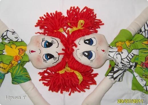Очередная двойня-примитивочки!!! фото 1