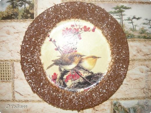 Вот такие птички поселились у меня на стене... фото 4