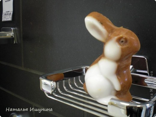 вот такой шоколадный заяц фото 1
