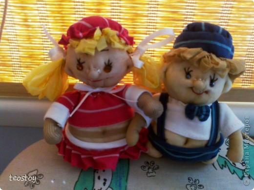 Мои маленькие куклы