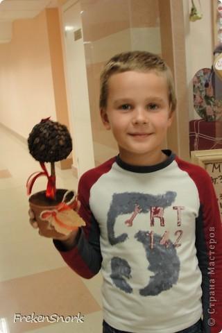 Ян сделал подарок тете на день рожденья!) фото 2