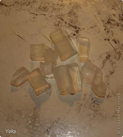 Сегодня будем делать желе для душа - это гель для душа или мыло в желеобразном виде . По фактуре оно как желе-мармеладки, можно добавить любой цвет и аромат. Использование: небольшое количество желе нанести на губку, взбить пену и нанести на тело. Смыть теплой водой.  фото 6