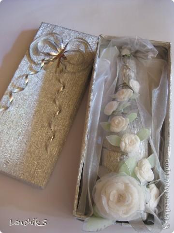 Еще один подарок на свадьбу )) фото 5