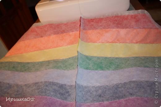 """Вот такие веселенькие подушечки у меня получилиь. Сшить их очень просто даже такому начинающему """"мастеру"""" как я :) фото 10"""