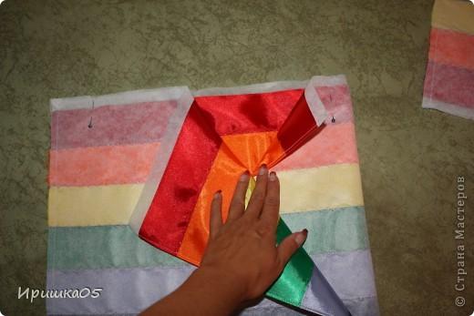 """Вот такие веселенькие подушечки у меня получилиь. Сшить их очень просто даже такому начинающему """"мастеру"""" как я :) фото 12"""