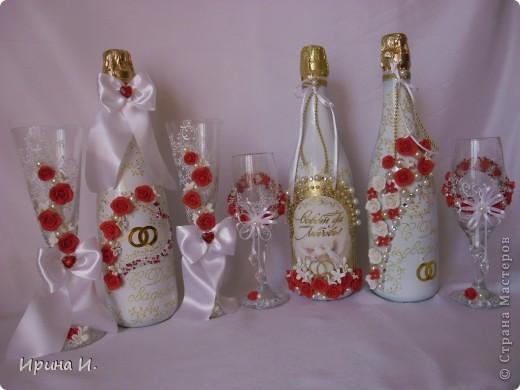 Свадебные наборы фото 8