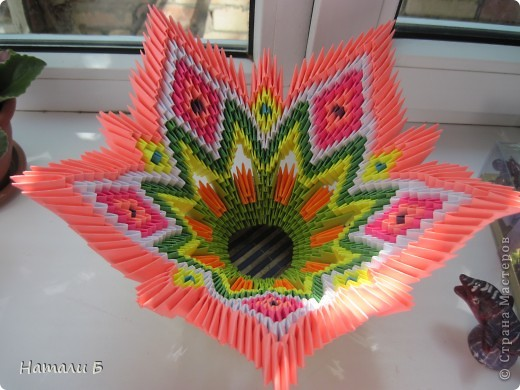 Декоративная тарелочка фото 1
