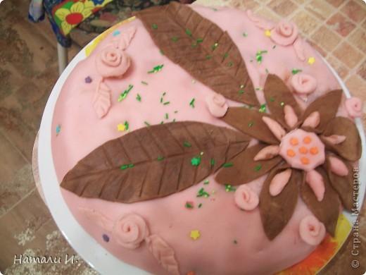 Торт для любимого мужа фото 2
