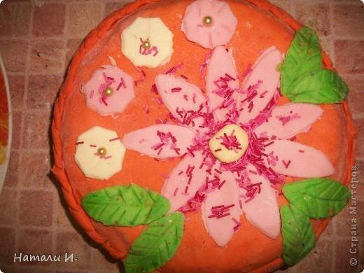 Торт для любимого мужа фото 3