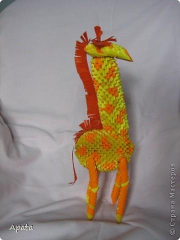 Захотела сделать жирафа... фото 1