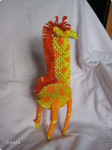 Захотела сделать жирафа... фото 2