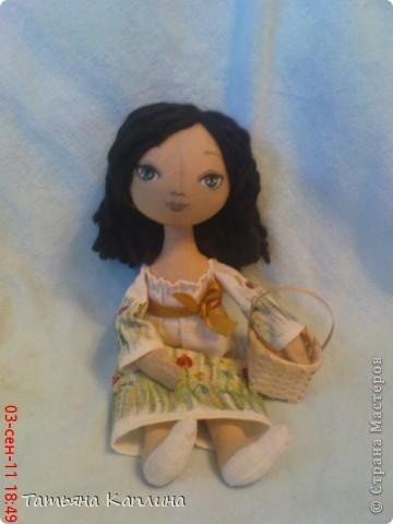 Кукла Олеся фото 2