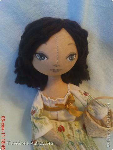 Кукла Олеся фото 1