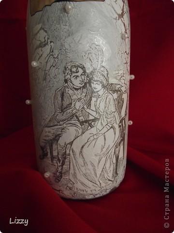 Бутылка на годовщину фото 5