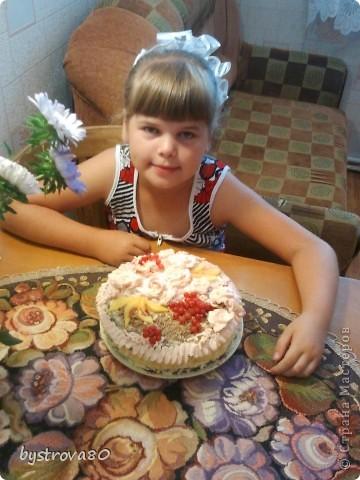 Торт на 1 сентября фото 2