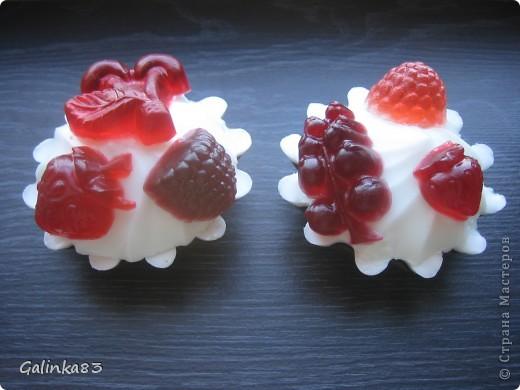 Одно из первых мыл))) (аромат шоколад+ваниль) фото 11