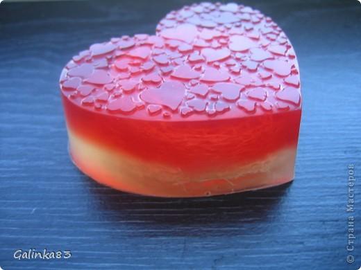 Одно из первых мыл))) (аромат шоколад+ваниль) фото 5