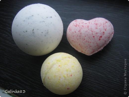Первые бомбочки (мята+черная глина, оливковая, лаванда+паприка) фото 3