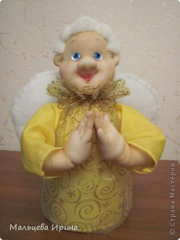 Купчиха-Домна Пантелеевна. Баба на чайник. фото 5