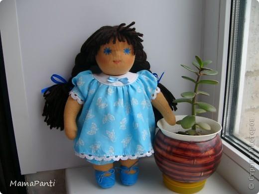 Кукла Маруся.
