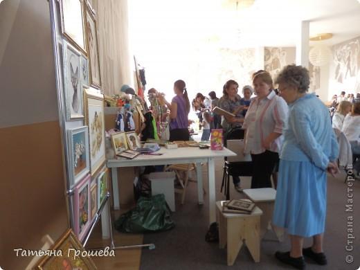 """3-4 сентября в нашем г.Ульяновске проходит фестиваль """"Город творчества"""". Это первая выставка в которой я показываю свои работы.  фото 11"""