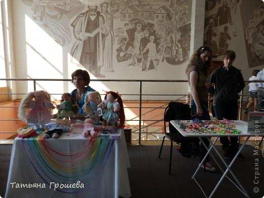 """3-4 сентября в нашем г.Ульяновске проходит фестиваль """"Город творчества"""". Это первая выставка в которой я показываю свои работы.  фото 15"""