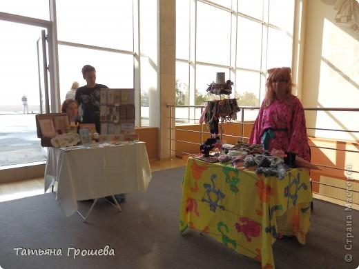 """3-4 сентября в нашем г.Ульяновске проходит фестиваль """"Город творчества"""". Это первая выставка в которой я показываю свои работы.  фото 16"""