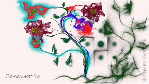 Представляю на ваш суд мои первые рисунки в компьютерной графике! фото 2