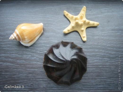 Одно из первых мыл))) (аромат шоколад+ваниль) фото 1