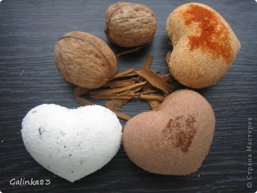 Первые бомбочки (мята+черная глина, оливковая, лаванда+паприка) фото 2