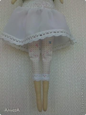Цветочный ангел Виоллетта фото 5