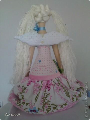 Цветочный ангел Виоллетта фото 3