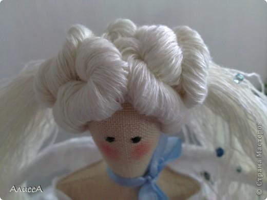 Цветочный ангел Виоллетта фото 6