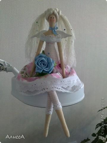 Цветочный ангел Виоллетта фото 1
