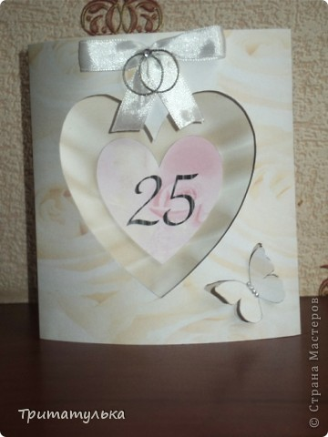 Открытки родителям на годовщину свадьбы своими руками от дочки, надписями