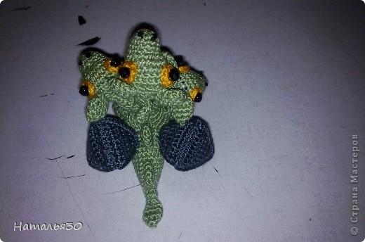 Плод любви Горыныча и неизвестной заморской драконихи, брошеный родителями и очень голодный. фото 6