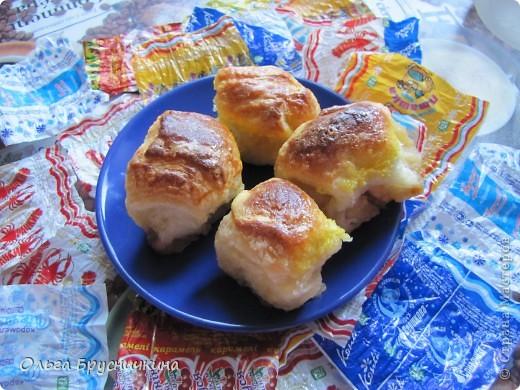 """Рецепт пирога вычитала в российской газете,которая продается в Украине.Рецепт понравился своей простотой.Я даже произнесла,когда прочитала:""""Ну надо же!"""" фото 10"""