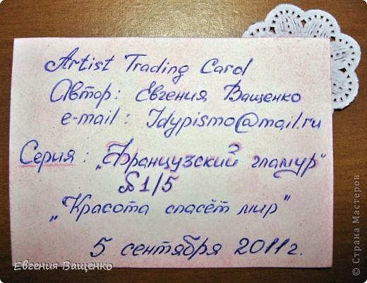 Кошечки, веточки и сердцевинки цветочков - бархатная бумага; цветы - салфетка; фон - обои. Размер: 90*65 мм фото 7
