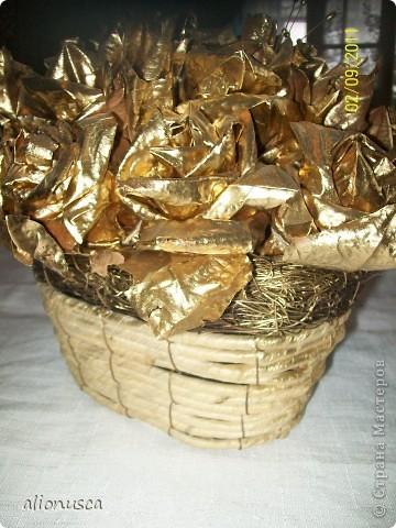 Ограбила банк, и из золота сделала розы!!!!!!! фото 2