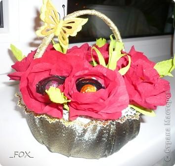 цветы из бумаги фото 3