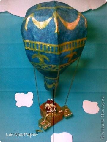 Подарочки с воздушного шара всем всем всем!;-)