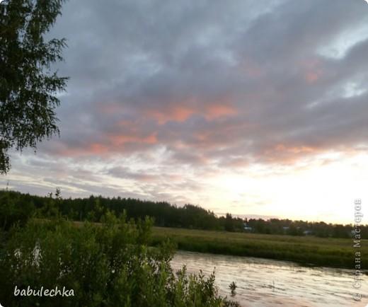 Вечереет.5-е сентября.Иду к реке Уча,давно здесь не была.Тропинка стала такой узкой, шириной в одну ступню. Травы высокие,густые.А это березка,освещенная заходящим солнцем. фото 10