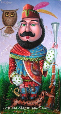 Выставка Зураба Мартиашвили фото 1