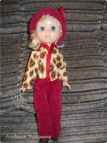 Куколки в садик фото 1